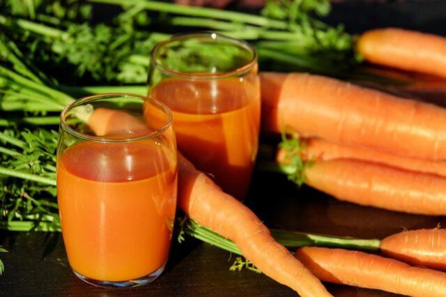 soki warzywne